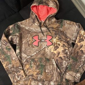Under Armour Realtree Hoodie
